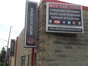 European and Import Auto Repair-DJ Foreign Auto Care 6 Yr. Anniversary